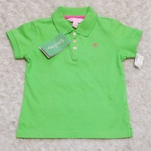 New! Lilly Pulitzer Pollie Polo Shirt